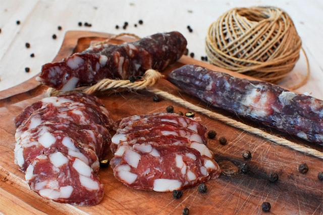 como hacer salames argentinos