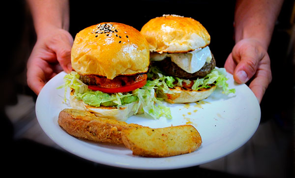 hacer hamburguesas gourmet