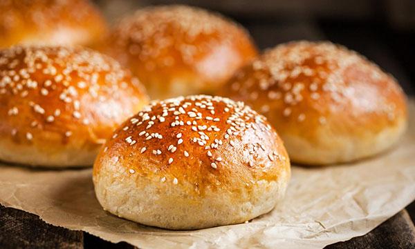 hacer panes hamburguesas