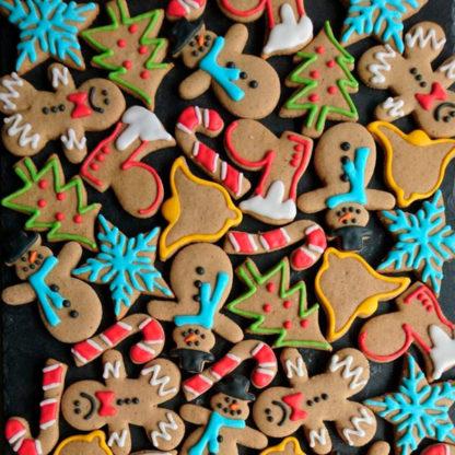 taller galletas navidad