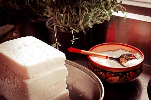 taller queso fresco