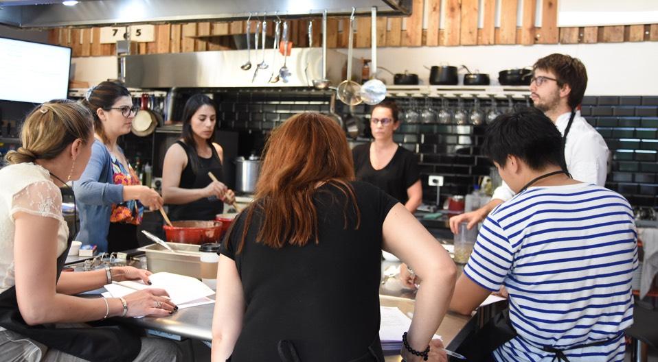 cursos de cocina presenciales
