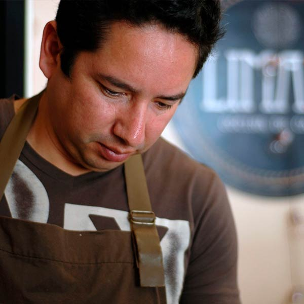Chris Salvo de Peru